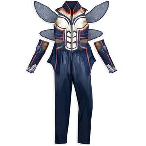 Authentic Marvel The Wasp Costume Size 4 NWT